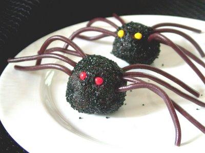 Вкусности на Хэллоуин