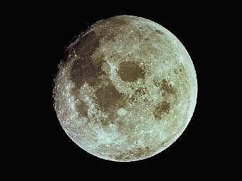 На Луне нашли воду, ртуть, серебро и много чего еще