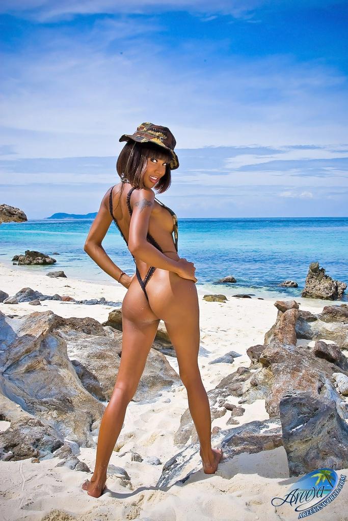 трансы на пляже фото