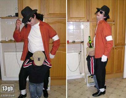 Самые безбашенные костюмы на Хелоуин