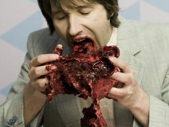 В Лондоне открыли кондитерскую со страшными пирожными