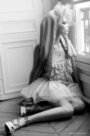 Фотограф из Парижа - Virginie Dubois