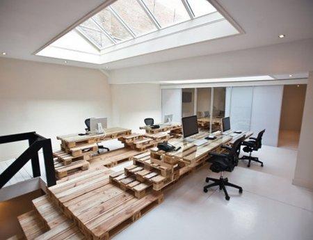 Офис студии Brandbase