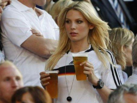 Красотки из Германии