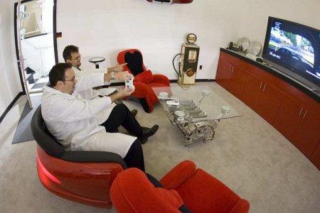 Офис компании Inventionland