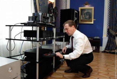 Акустическая система президента России