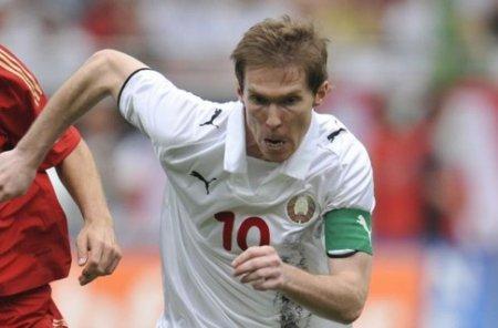 Виталий Кутузов и Александр Глеб не сыграют в матче с Люксембургом
