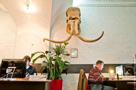 Необычный офис в России