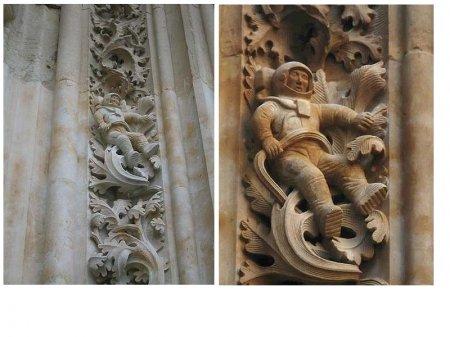 Этот храм в Испании построен более 900 лет назад