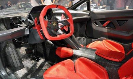 Lamborghini показала, что умеет