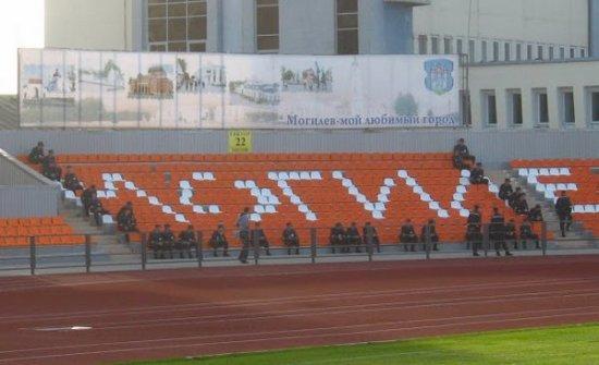 В Доме футбола прошла встреча руководителей АБФФ и представителей милиции с фанатами