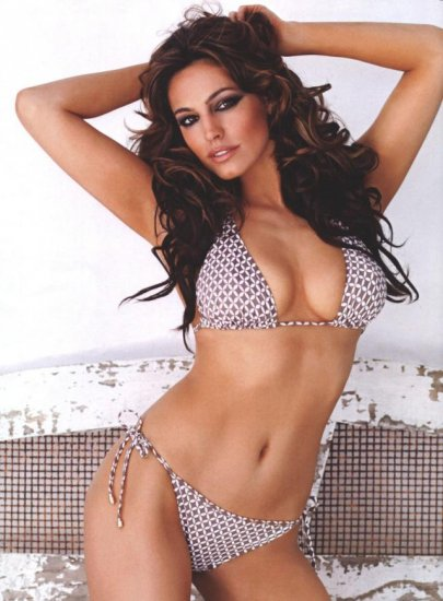 Kelly Brook FHM Австралия, ноябрь