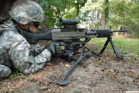Пулемет М240