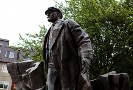 Ленин в Фримонте