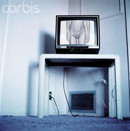 Телевизор отнимает у нас 10 лет жизни