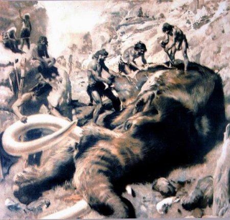 Первые люди на Земле были падальщиками?