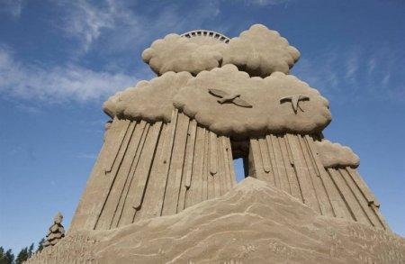 Чемпионат по строению скульптур из песка