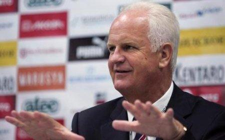 Бернд Штанге: «Мы полностью готовы к матчу с Албанией»