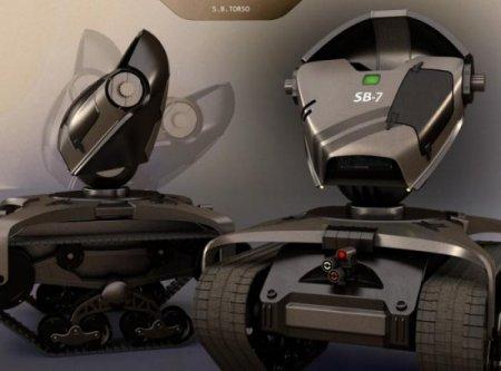 Search Bot — робот для спасательных операций