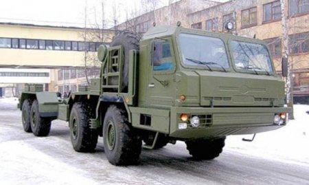 Россия больше не будет закупать белорусские шасси под комплексы С-400 и С-500