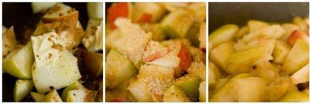 [выпечка] Пирожки с яблоками