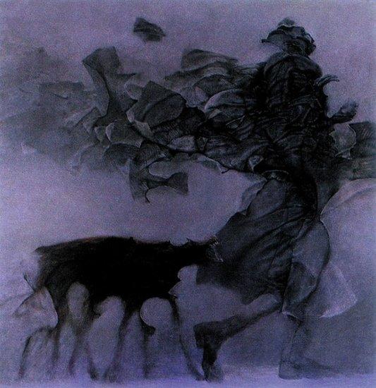 Здислав Бексински (часть 2)