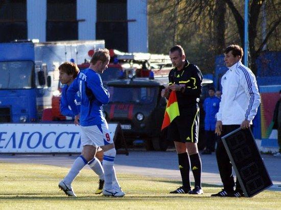 В чемпионате Беларуси появился первый японский футболист