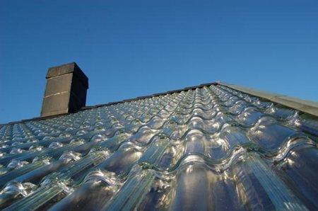 Прозрачная черепица от SolTech Energy согреет ваш дом
