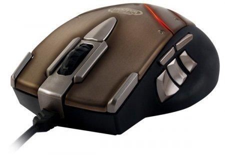 Геймерская мышка от компании SteelSeries