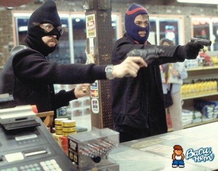 Криминальные курьезы