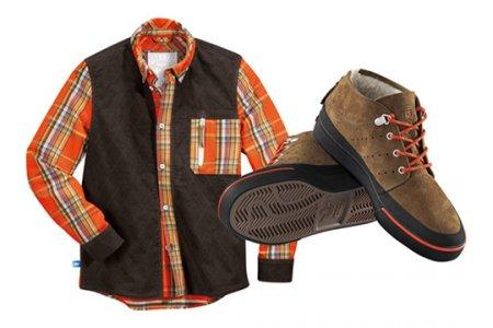 Совместная коллекция от adidas Originals и Burton Snowboards, осень/зима 2010