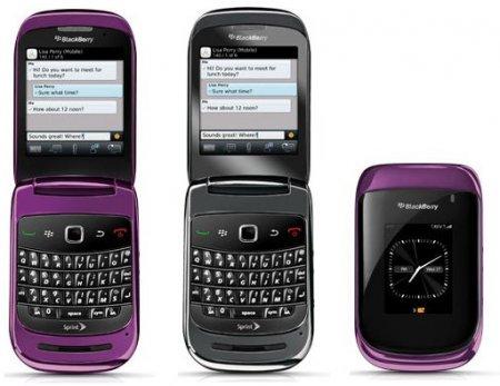 Смартфон-раскладушка с QWERTY BlackBerry Style 9670 появится 31 октября, официально