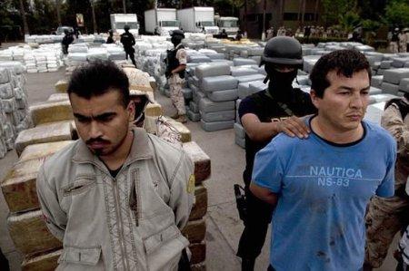 В Мексике изъята партия марихуаны весом в 105 тонн