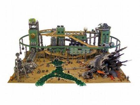 Круто из LEGO