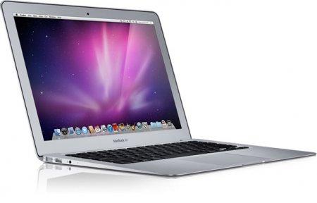 Apple представила новое поколение компьютеров MacBook Air