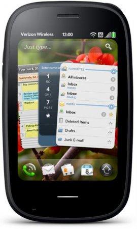 ����������� ����� webOS 2.0 � Palm Pre 2