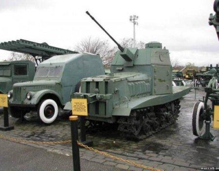 Танк НИ-1
