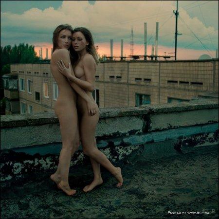 Фото-терапия в стиле Ню.. Фотограф Тур Анатолий