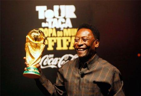 Сегодня исполняется 70 лет Королю Футбола - Пеле