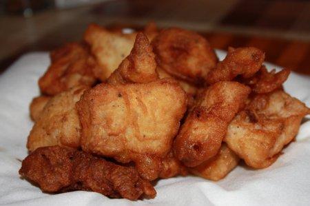 Fish'n'chips - фастфуд по-домашнему