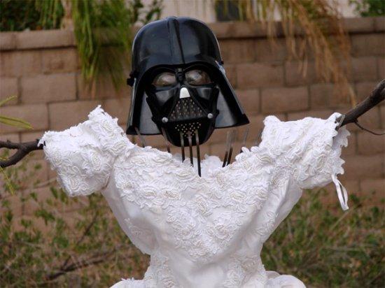 Свадебное платье принесло счастье брошенному мужу