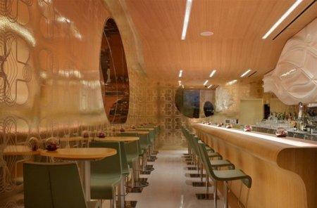 Дизайн ресторана Шелковый путь