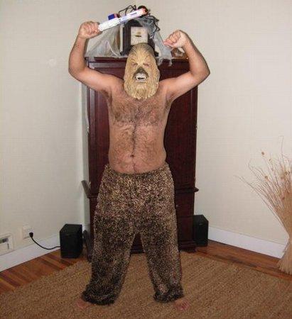Ужасные костюмы к Хэллоуину