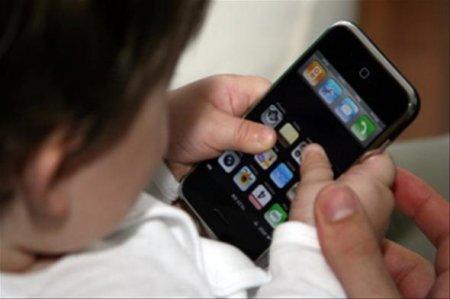 Британские дети мечтают получить на рождество iPhone 4 или iPad