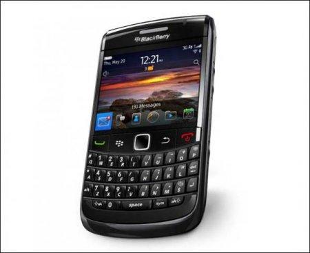 RIM представляет смартфон BlackBerry Bold 9780