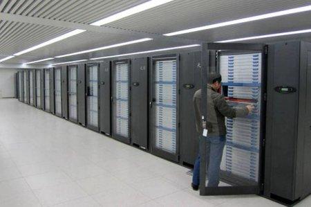 В Китае запущен самый мощный в мире суперкомпьютер