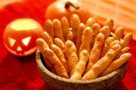 [выпечка] Ведьмины пальцы