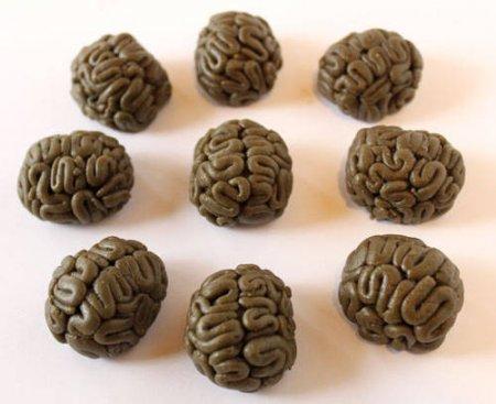 Марципановые мозги