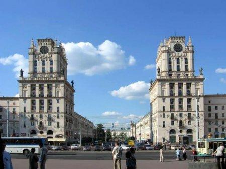 Беларусь глазами «руссо туристо»