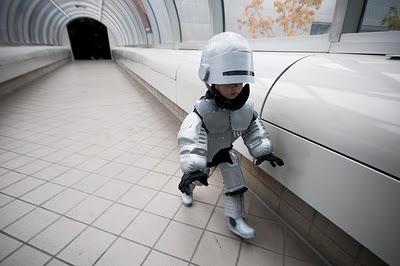 Бэби-робокоп
